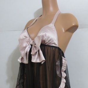 ⭐For Bundles Only⭐Victoria's Secret Babydoll Black